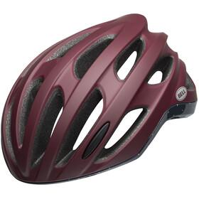 Bell Formula MIPS Pyöräilykypärä , ruskea/punainen